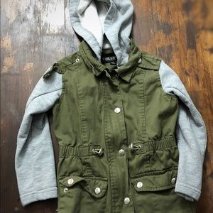 Other - Army green jacket
